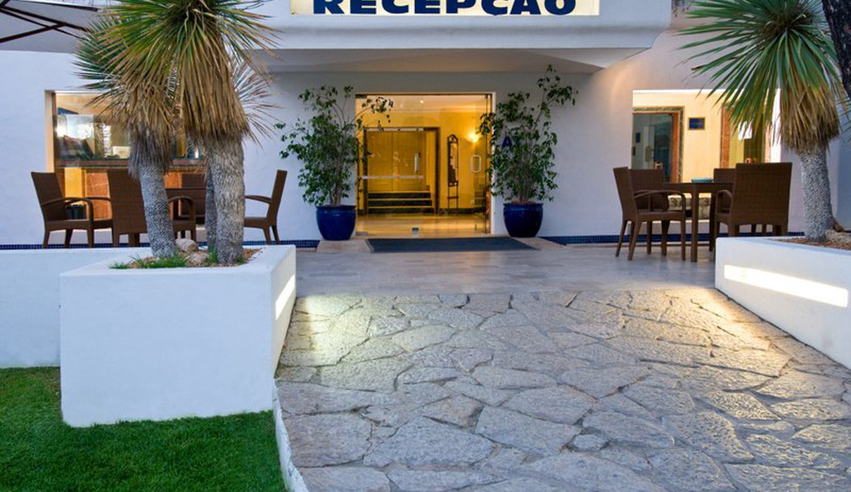 Recepção Hotel Balaia Golf Village Resort & Golf Albufeira