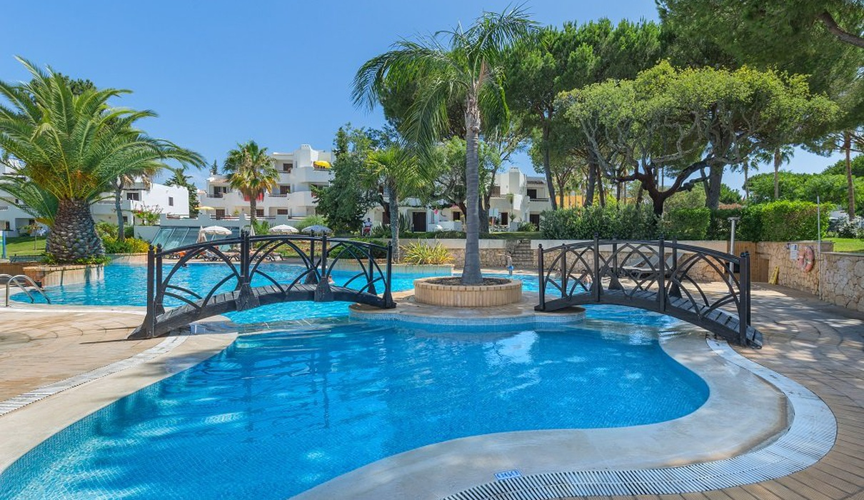 Piscina Hotel Balaia Golf Village Resort & Golf Albufeira