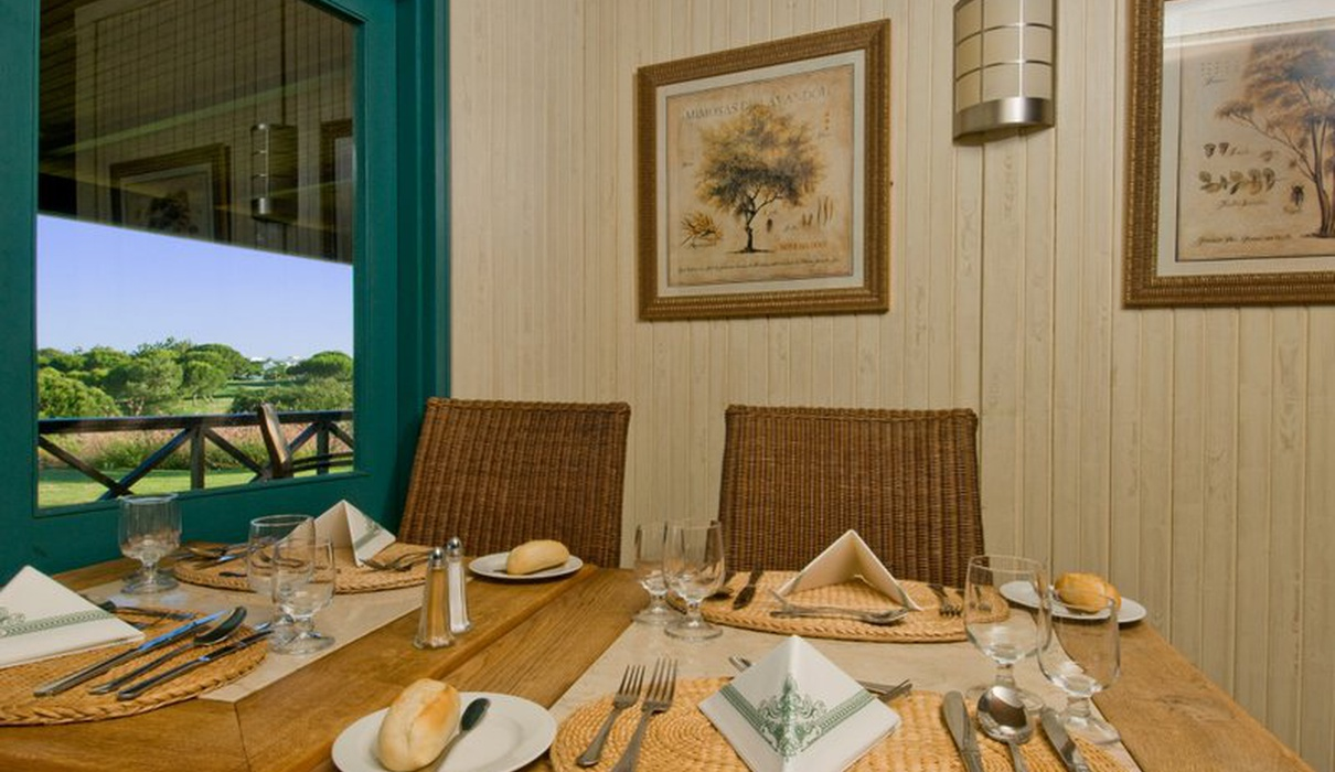 Restaurante Le Clube Hotel Balaia Golf Village Resort & Golf Albufeira