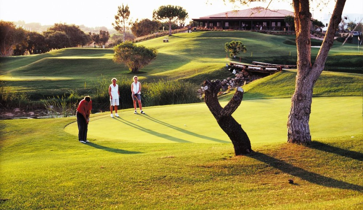 Campo de golfe Hotel Balaia Golf Village Resort & Golf Albufeira