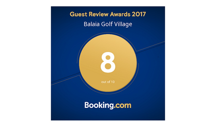 GUEST REVIEW AWARDS 2017 Hotel Balaia Golf Village Albufeira