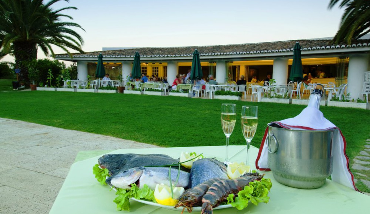 Restaurante A Varanda Hotel Balaia Golf Village Resort & Golf Albufeira