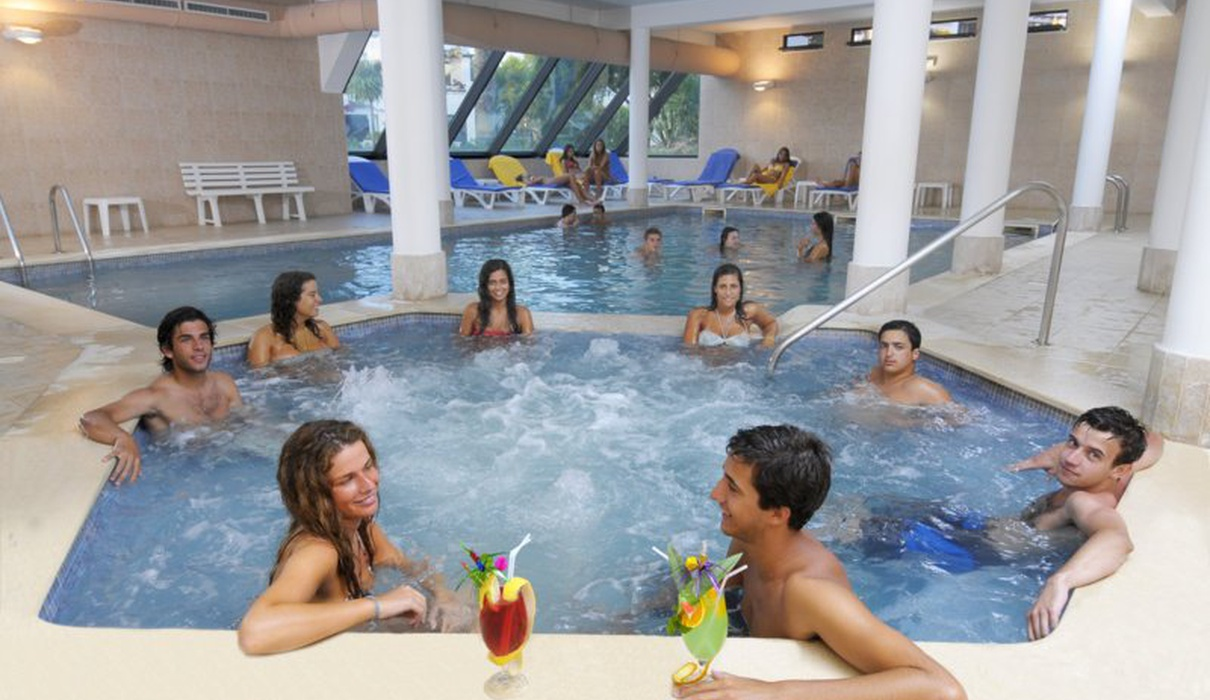 Jacuzzi Hotel Balaia Golf Village Resort & Golf Albufeira