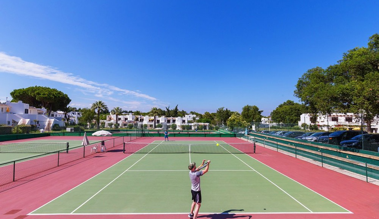 Tenis Hotel Balaia Golf Village Resort & Golf Albufeira