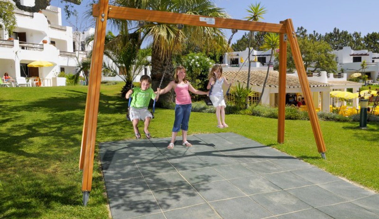 Parque de infantil Hotel Balaia Golf Village Resort & Golf Albufeira