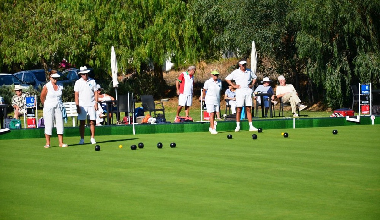 Bowling Green Hotel Balaia Golf Village Resort & Golf Albufeira